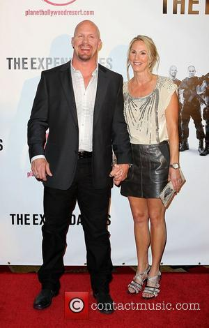 Steve Austin Special Screening of ' The Expendables' at Planet Hollywood Resort Hotel & Casino Las Vegas, Nevada - 11.08.10