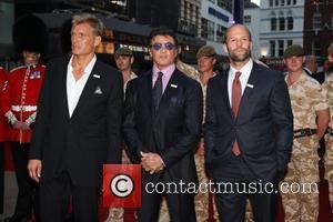 Dolph Lundgren and Sylvester Stallone
