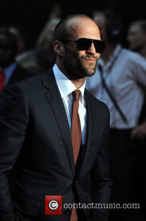 Jason Statham 'The Expendables' - UK film premiere held at the Odeon Leicester Square - Arrivals London, England - 09.08.10