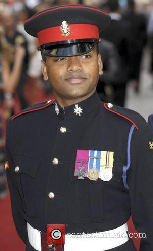 Lance Corporal Johnson Beharry