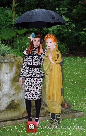 Vivienne Westwood and Paloma Faith