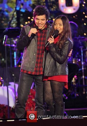 David Archuleta and Charice