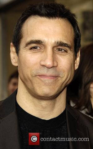 Adrian Paul UK Premiere of 'The Heavy' held at the Odeon West End London, England - 15.04.10