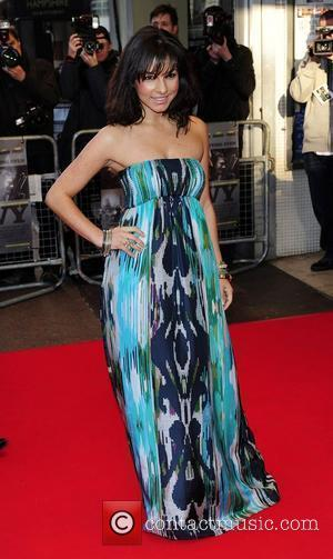 Roxanne Pallett UK Premiere of 'The Heavy' held at the Odeon West End London, England - 15.04.10