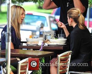 Whitney Port and Lauren Bosworth