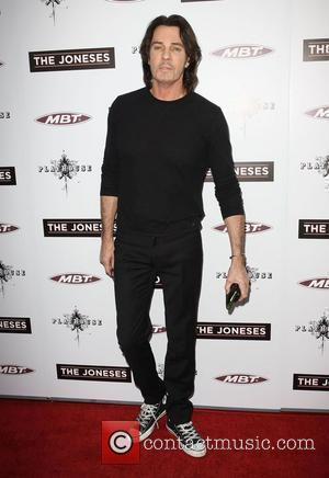 Rick Springfield Los Angeles premiere of 'The Jonses' at the ArcLight Cinemas in Hollywood Los Angeles, California - 08.04.10