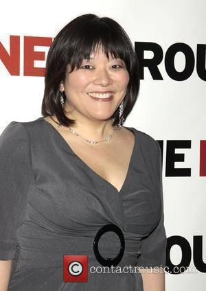 Ann Harada Opening night after party for the New Group musical production 'The Kid' held at Planet Hollywood - Arrivals...