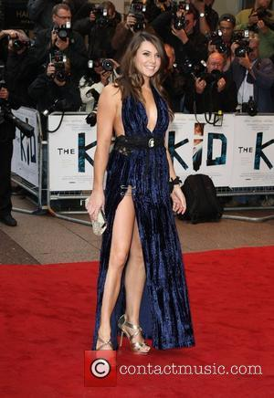 Alison Carroll  The Kid - UK film premiere held at the Odeon West End. London, England - 15.09.10