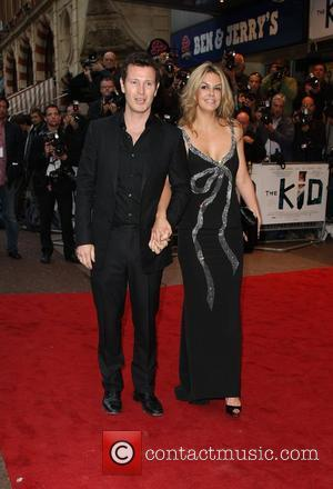 Nick Moran and girlfriend The Kid - UK film premiere held at the Odeon West End. London, England - 15.09.10