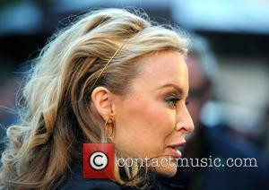 Kylie Minogue The Kid - UK film premiere held at the Odeon West End - Arrivals London, England - 15.09.10