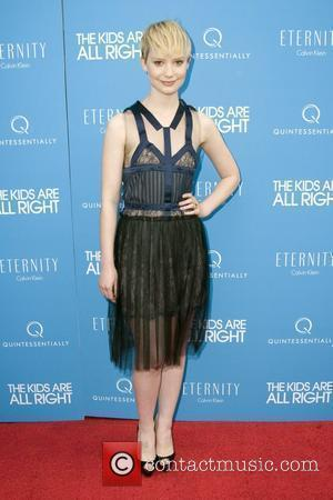 Mia Wasikowska New York premiere of the 'Kids Are All Right' at Landmark's Sunshine Cinema New York City, USA -...