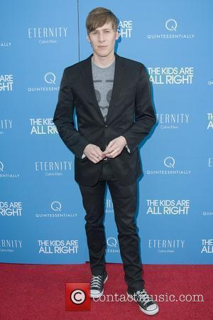 Dustin Lance Black  New York premiere of the 'Kids Are All Right' at Landmark's Sunshine Cinema  New York...