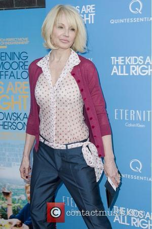 Ellen Barkin's great hairstyle? She is one sexy 50 something year old.