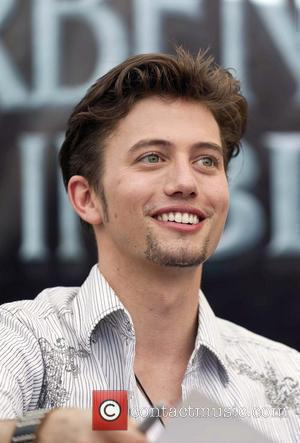 Jackson Rathbone 'The Last Airbender' stars Jackson Rathbone and Nicola Peltz hold a signing and PA session at Six Flags...