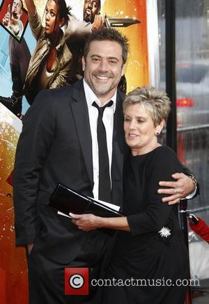 Jeffrey Dean Morgan and His Mother