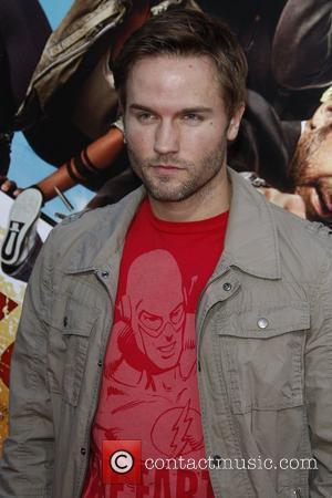 Scott Porter  The LA premiere of 'The Losers' held at Grauman's Chinese Theater Los Angeles, California - 20.04.10