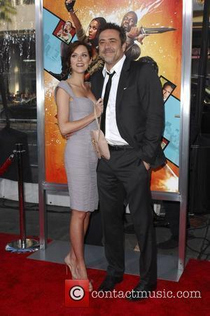 Jeffrey Dean Morgan and Hilarie Burton