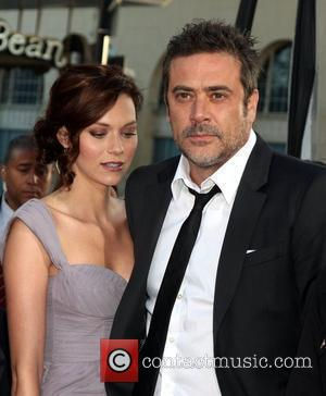 Hilarie Burton, Jeffrey Dean Morgan The LA premiere of The Losers  held at Grauman's Chinese Theater in  Los...