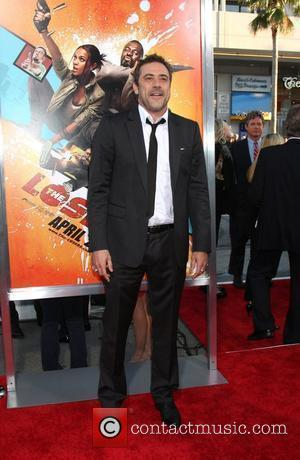 Jeffrey Dean Morgan The LA premiere of The Losers  held at Grauman's Chinese Theater in  Los Angeles, California...