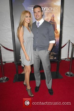 Antonio Sabato Jr. with his wife Premiere of 'The Lovely Bones' at Grauman's Chinese Theatre Los Angeles, California - 07.12.09