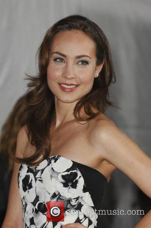 Courtney Ford Premiere of 'The Lovely Bones' at Grauman's Chinese Theatre Los Angeles, California - 07.12.09