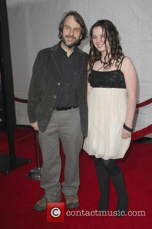 Peter Jackson and Daughter Katie
