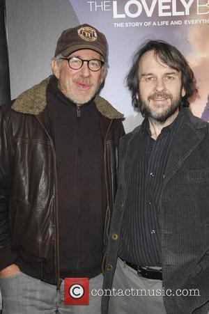 Steven Spielberg and Peter Jackson