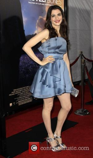 Rachel Weisz The Hollywood premiere of 'The Lovely Bones' held at Grauman's Chinese Theatre - Arrivals Los Angeles, California -...