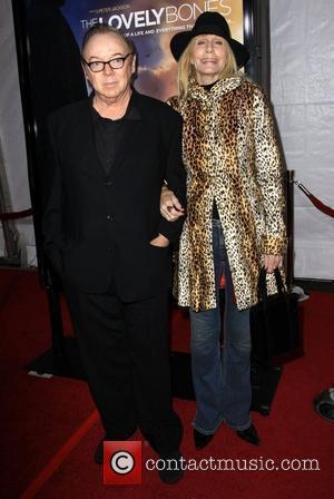 Bud Cort and Sally Kellerman