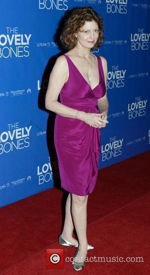 Susan Sarandon The premiere of the film 'The Lovely Bones' at Greater Union Cinemas. Sydney, Australia - 10.12.09