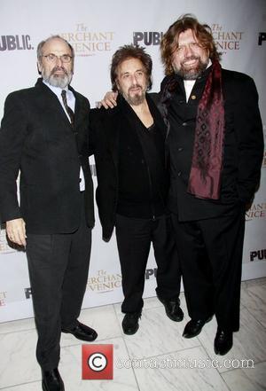 Al Pacino, Celebration, Oskar Eustis and The Merchant Of Venice