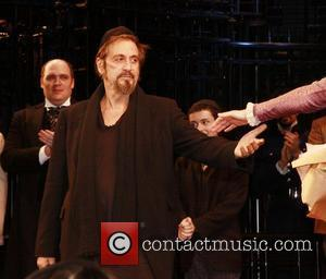 Al Pacino, Celebration and The Merchant Of Venice