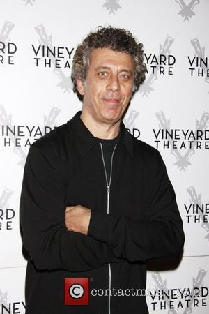 Eric Bogosian  The opening of the Off-Broadway production of 'The Metal Children' at the Vineyard Theatre.  New York...