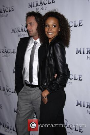 Josh Lucas and Guest Opening night for the Broadway production 'The Miracle Worker' held at the Circle In the Square...