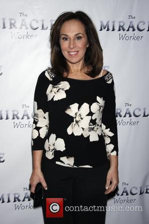 Rosanna Scotto Opening night for the Broadway production 'The Miracle Worker' held at the Circle In the Square Theatre....