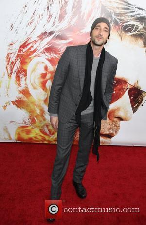 Adrian Brody Special screening of The Next Three Days held at the Ziegfeld theater New York City, USA - 09.11.10