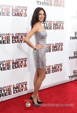 Moran Atias Special screening of The Next Three Days held at the Ziegfeld theater New York City, USA - 09.11.10