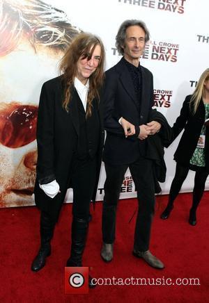 Patti Smith, Lenny Kay Special screening of The Next Three Days held at the Ziegfeld theater New York City, USA...