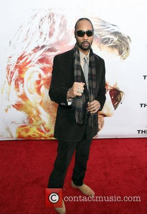 Rza, of wu-tang  Special screening of The Next Three Days held at the Ziegfeld theater New York City, USA...