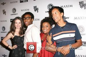 Alison Brie, Donald Glover, Yvette Nicole Brown and Danny Pudi Sony's The Other Guys Maxim Party At Comic-Con Hotel Solamar...