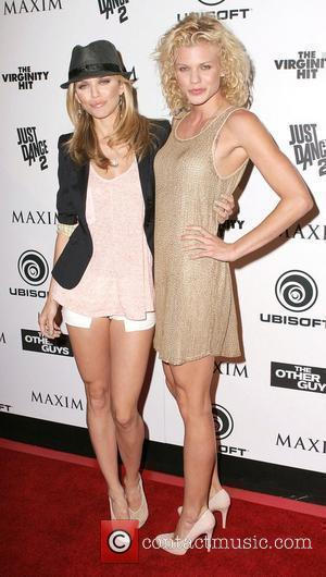 Annalynne Mccord and Angel Mccord