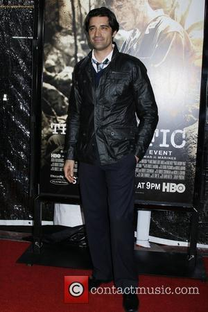 Gilles Marini and HBO