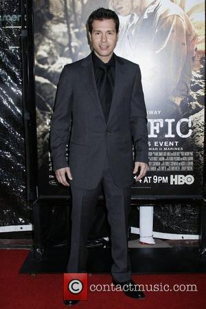 Jon Seda Los Angeles Premiere of HBO's new mini-series event 'The Pacific' held at the Grauman's Chinese Theater Hollywood, California...