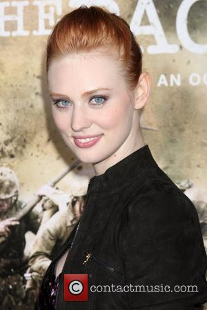 Deborah Ann Woll Los Angeles Premiere of HBO's new mini series 'The Pacific' held at the Grauman's Chinese Theater Hollywood,...