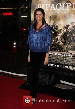 Jennifer Taylor Los Angeles Premiere of HBO's new mini series 'The Pacific' held at the Grauman's Chinese Theater Hollywood, California...