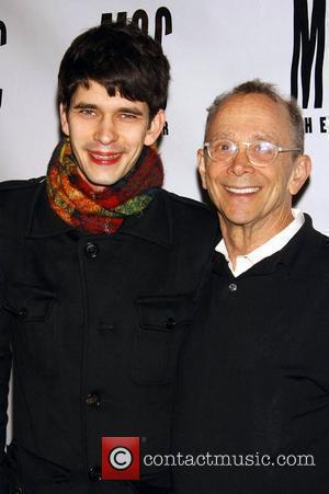 Ben Whishaw and Joel Grey Opening night after party for the Off-Broadway play 'The Pride' held at The Maritime Hotel...