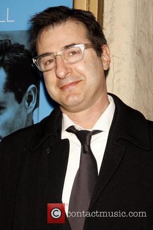 Jon Robin Baitz Opening night of the Off-Broadway play 'The Pride' at the Lucille Lortel Theatre - Arrivals New York...