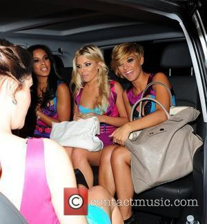 Rochelle Wiseman, Frankie Sandford, Mollie King and The Saturdays