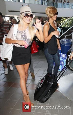 Mollie King And Frankie Sanford, Mollie King and The Saturdays