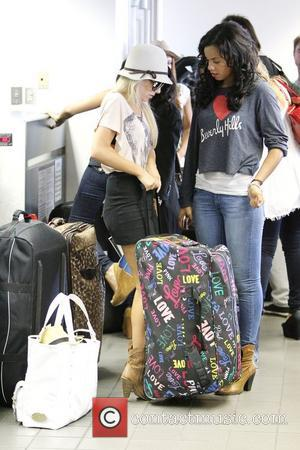 Mollie King And Rochelle Wiseman, Mollie King, Rochelle Wiseman and The Saturdays